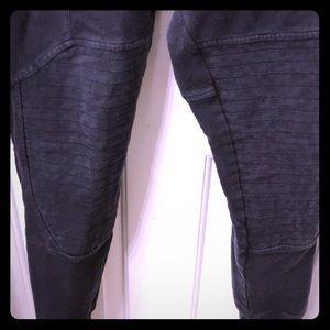 Zara Man drop crotch sweats size L!!